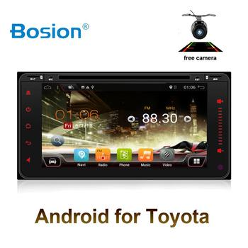 Bosion PX6 DSP 2 din android 10 car dvd gps navigation for Toyota Avalon AVanza Celica camry corolla car radio video player WIFI image