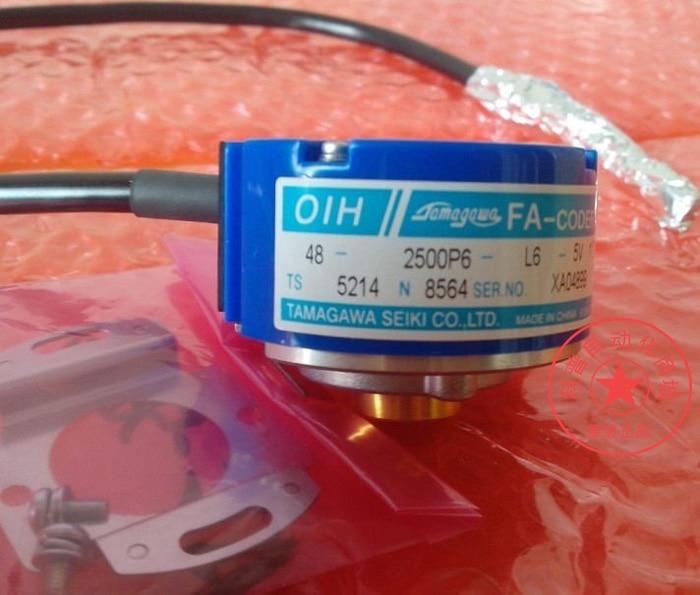 Tama Chuan servo encoder TS5214N8564 OIH48-2500P6-L6-5V tama hc33bw