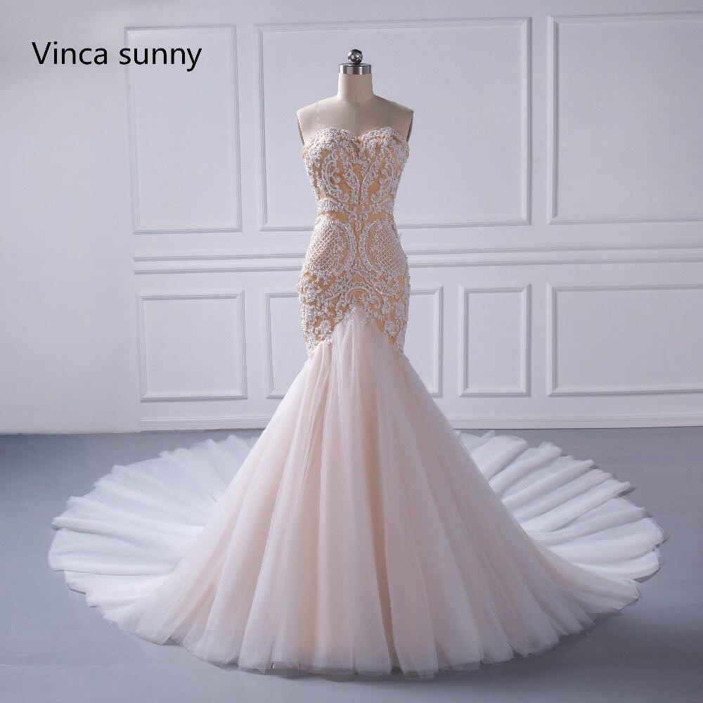 Online Get Cheap Bridal Dress Champagne Aliexpress Com Alibaba