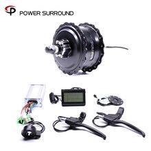 2020 apressado 48v750w bafang gordura traseira bicicleta elétrica kit de conversão roda do motor sem escova com sistema ebike