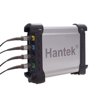 Hantek DSO3104/3104A/3204/3204A/3254/3254 AOsciloscopio USB 100 200 МГц 4 канала цифровой мультиметр осциллограф заводская цена