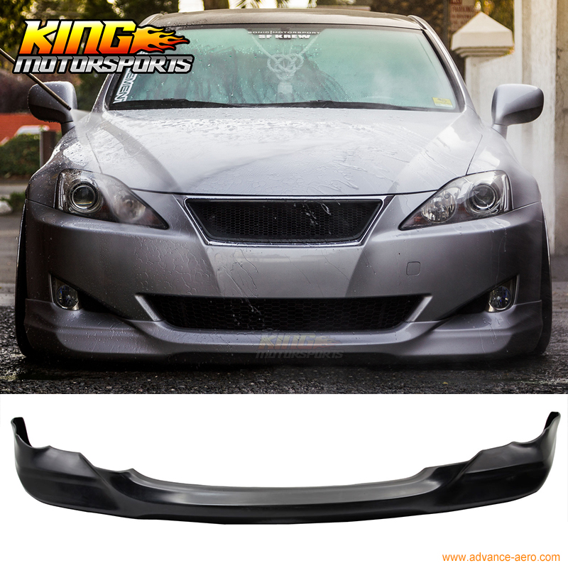 For 2006 2007 2008 Lexus IS250 IS350 INS Style Poly