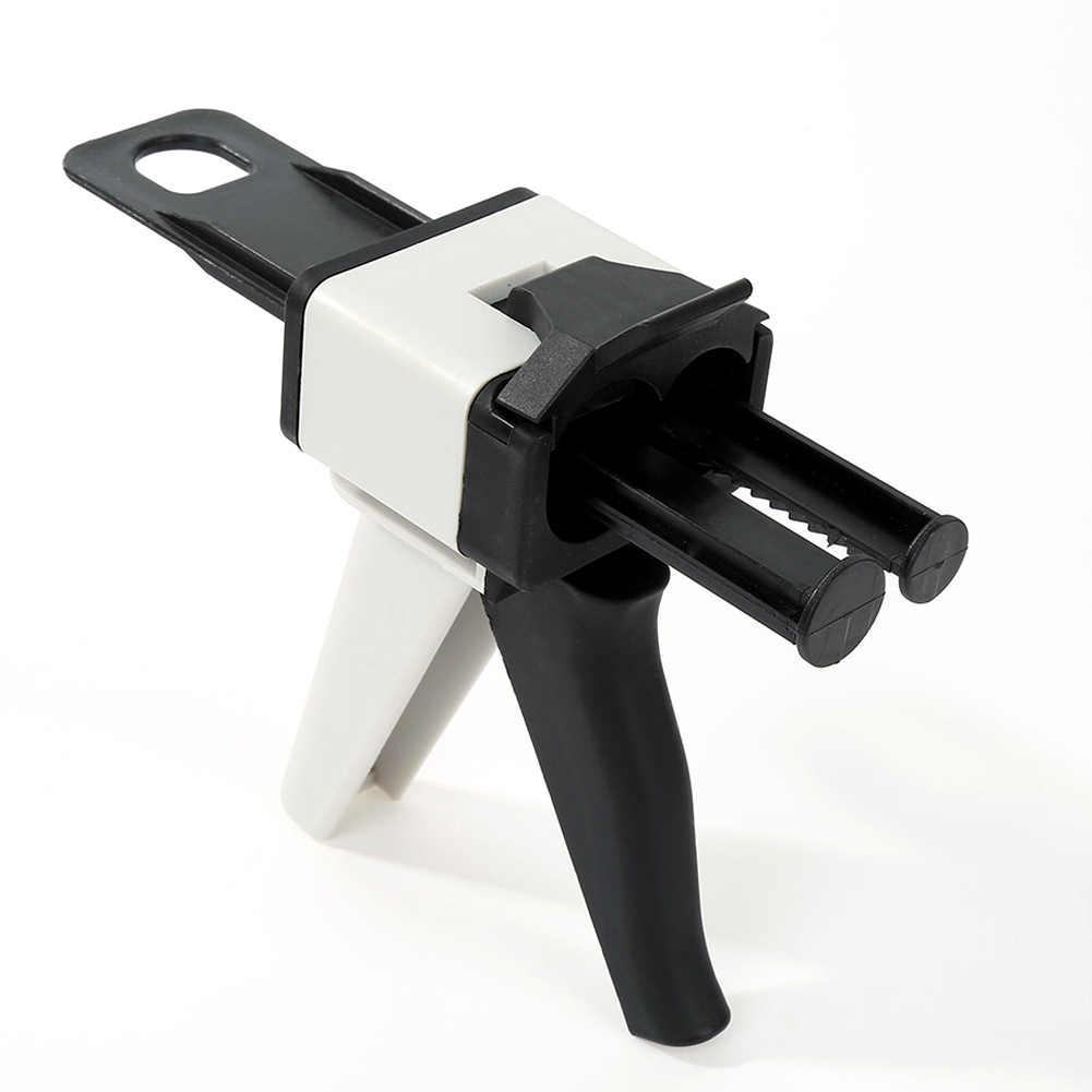1 шт. стоматологический/материал смешивающий диспенсер доставка/ружье соотношение силиконовой резины картридж-диспенсер 50 мл инструмент для ухода за полостью рта