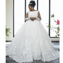Baroque Summer Ball Gown Wedding Bridal Gowns