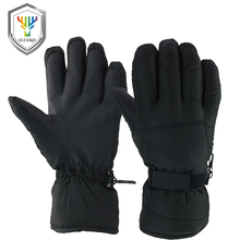 OZERO Brand Warm Gloves -30 Degree Windproof Waterproof Unisex Work Security Protection Safety Workers Winter Gloves 9011