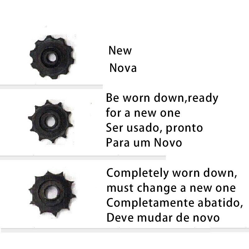 Shimano Deore RD-M6000-GS Rear Derailleur Pulley Set