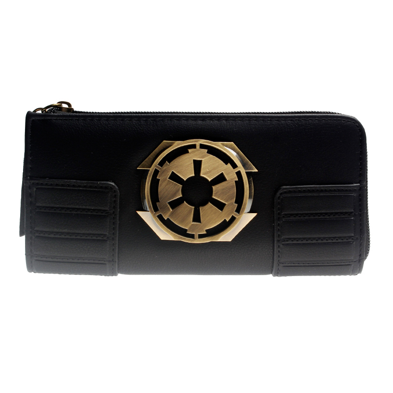 Star Wars Wallet Endor Trooper Wallet  Star Wars BiFold Purse Star Wars Gift  DFT-5525