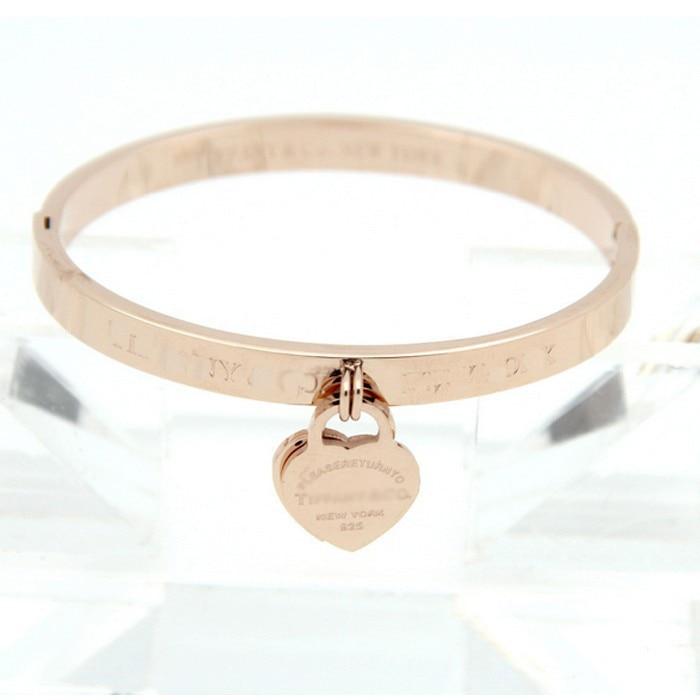 8c4e9c334bc4 Marcas de lujo famosos TIF brazaletes y pulseras para mujeres presentes  amuletos de amor pulseras femeninas wholesale fine bijoux en Brazaletes de  Joyería y ...