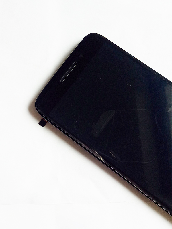 For Alcatel One Touch Idol 5 6058 6058D OT6058 LCD Display Touch Screen  With/Without Frame Assembly Black With Tools&Tape