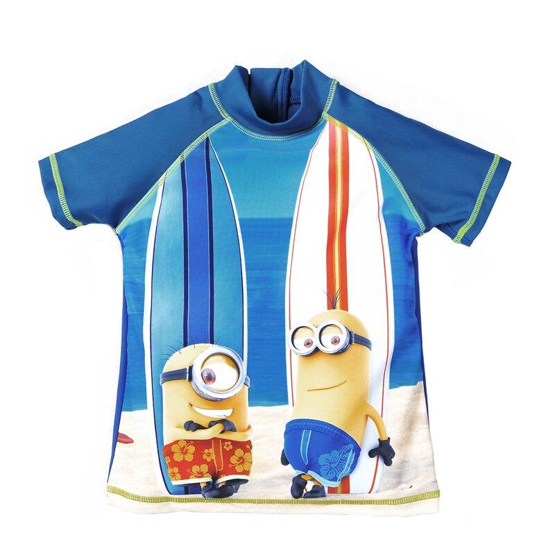 Despicable Me Minions Yellow//Blue Boys Swim Set 11-12 years BNWT