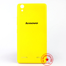 Original Black White Yellow Battery Door Back Cover Housing Case For Lenovo Lemon K3 K30 K30-T K30-t/w/e Cell Phone Repair Part