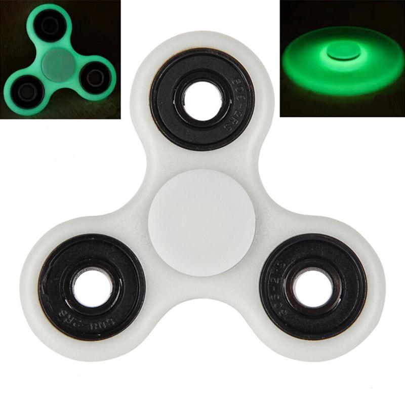 Fingertip Gyroscope Tri Spinner Fidget Toy Plastic EDC Hand Spinner For Autism And ADHD Hand Spinner