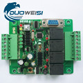 PLC IPC board microcontroller control board relay board PLC  FX1N-8MR SRD24VDC      FX1N  8MR