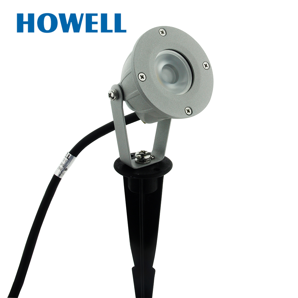 D02101 Howell 4w Ip65 Mini Brightness With Cree 4in1 Led