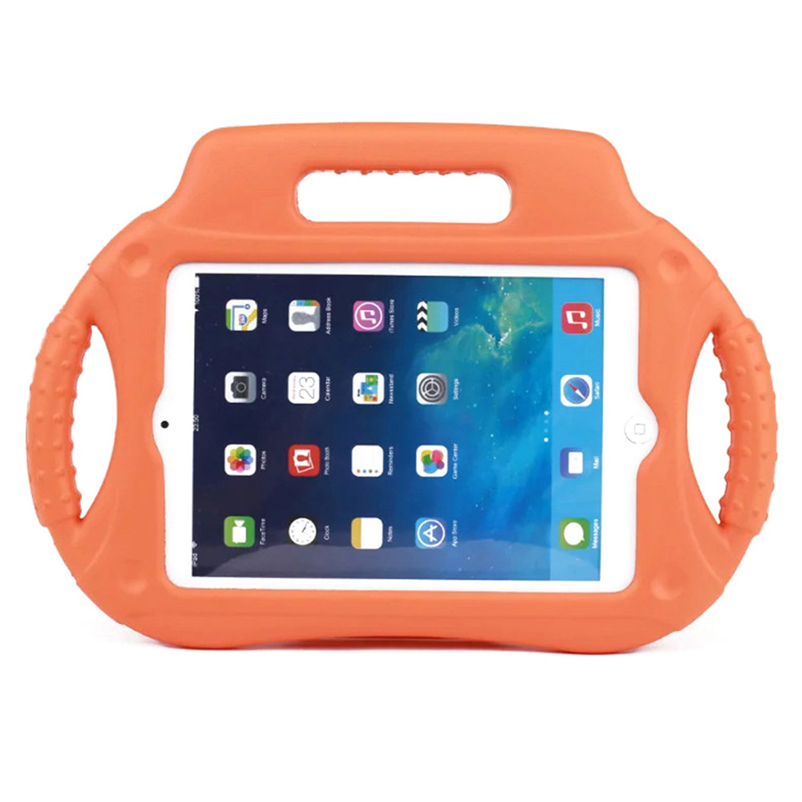 Children Shockproof Case For Ipad Mini 1 2 3 4 Kids Safe EVA Tablet Protective Case Portable Handle Cover For Ipad Mini