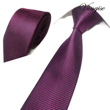 Vangise 2018 Mans Tie Floral solid 100% Silk Jacquard Necktie Gravata Corbatas Set for Men Formal Wedding Party