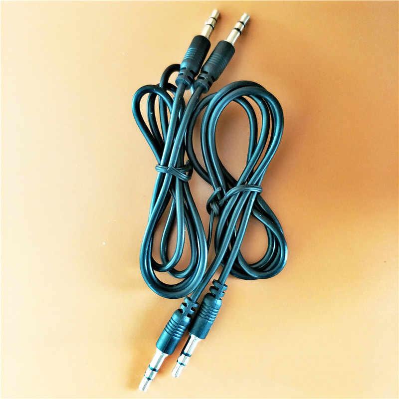 1 sztuk przewód AUX Jack 3.5mm kabel Audio 3.5mm Jack kabel głośnikowy do słuchawek samochodu Xiaomi Redmi 5 Plus Oneplus 7 Pro przewód AUX