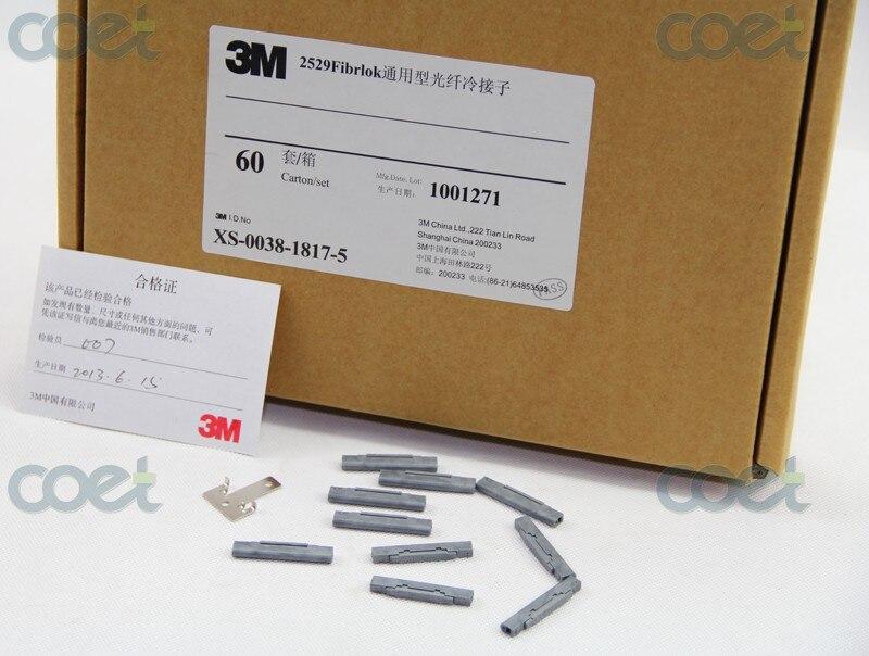 Связь оборудования 3 м 2529 FibLok II волоконно оптические механические сращивания