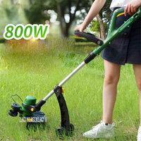 GT-320 Electric Lawn Mower Grass Cutter Grass Trimmer 11000rpm Lawn Weed Whackers Cutting Machine 840W Cropper Garden Tool 220V