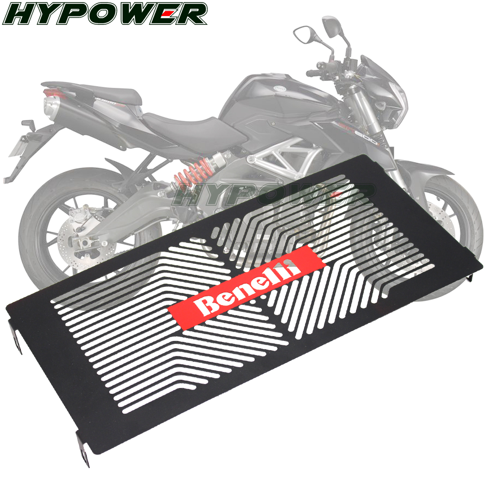 Black New Stainless steel Motorcycle Radiator Guard For