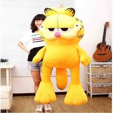 Large soft Garfield Creative Pillow Doll Plush toys Valentine's Day Gift garfield large