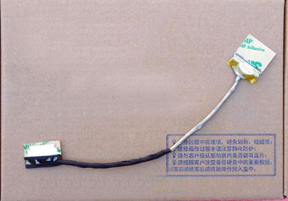 Laptop LVDS LCD display cable for Lenovo IdeaPad S206 1422-014W000 lcd screen cable