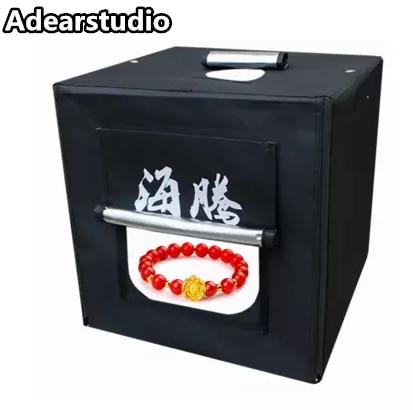 40 CM LED Tent Photo Studio Light, Shooting Cube, Portable Mini Photo Studio Kit