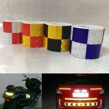 Светоотражающая лента для украшения автомобиля Стикеры мотоциклов