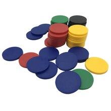 Set 6-Color Poker Chips