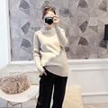 Новый материнства зима weater беременных женщин шерстяной свитер