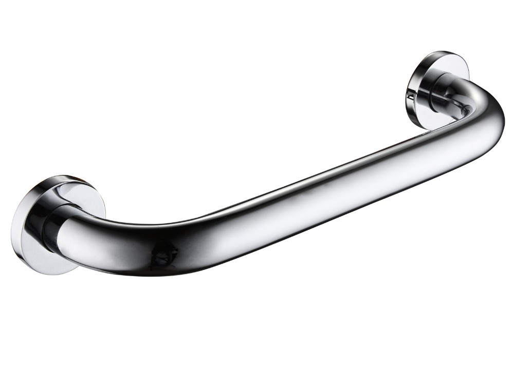 Concealed Screws Solid Brass 32CM Grab Bar Door Handle Handrail Bathroom  Accessory Home Care In Grab Bars From Home Improvement On Aliexpress.com |  Alibaba ...