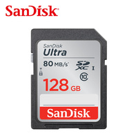 SanDisk Ultra SD Card 16GB 32GB Class 10 SD SDHC SDXC Memory Card C10 80MB S