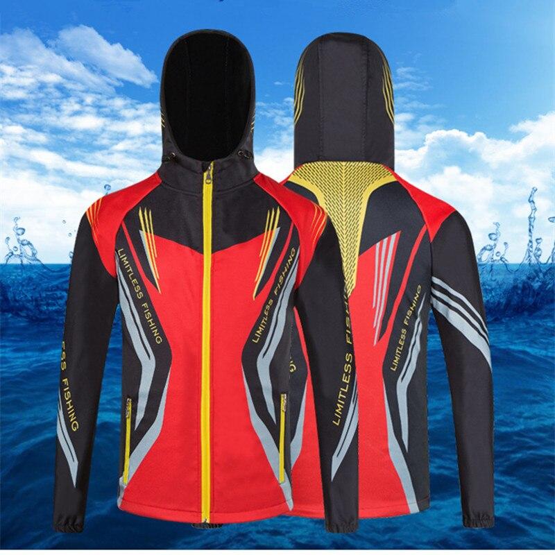 2018 NEW Brand autumn winter mens Outdoor sports fishing clothes coat waterproof windproof warm Jacket 2016 new brand autumn