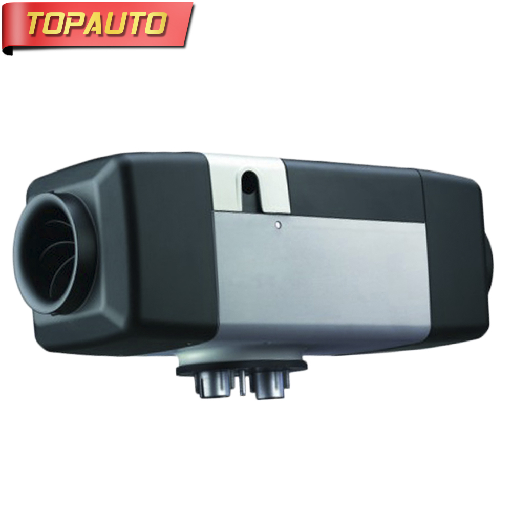 TopAuto 2KW/5KW 12V/24V Air Parking Diesel/Gasoline Heater Similar to Webasto For Cars Truck Bus Caravan Boat Auto Warming external temperature sensor for air 5000 w parking heater similar to webasto diesel heater