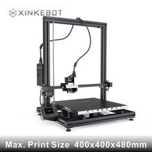 Xinkebot гигантский 3D принтер большие измерения 400x400x480 мм высокой Скорость легко Управление для школы Применение