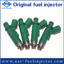 Original injector de combustível 23250-21010 23209-21010 para Toyota