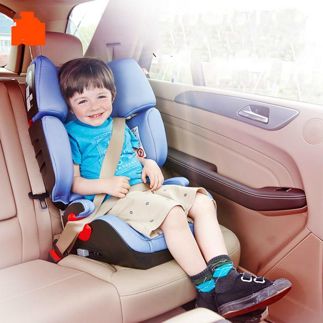 La mayoría del fashional asiento de seguridad del asiento de seguridad para niños de coche de niño asiento de seguridad infantil certificado 3C coche