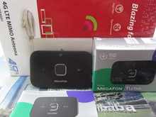 Huawei 4g router, Huawei e5573 portable lte 4g wireless router with sim card slot +4G Signal Amplifier Antenna 49dBi TS9