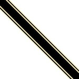 Image 2 - 1 قطعة 50*5 سنتيمتر مقهى المتسابق دراجة نارية الوقود النفط خزان غطاء ملصق ريترو حامي ملصق مائي قطاع 5 ألوان لهوندا