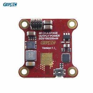 Image 5 - GEPRC стабильный F4, мини летучая мышь F4, летное управление, Betaflight + 12A/20A, 4 в 1, ESC + 48 каналов, 200 МВт, VTX для микродрона, FPV