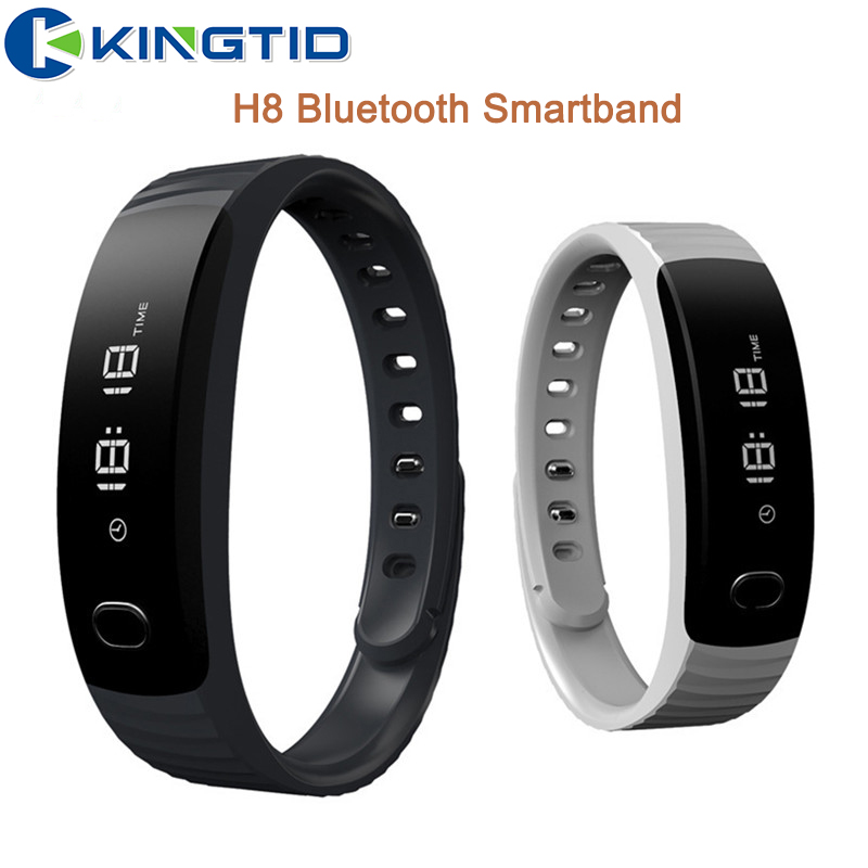 H8 Smart Band Bluetooth Bracelet Pedometer Fitness Tracker Smartband Remote Camera Wristband For Android iOS pk
