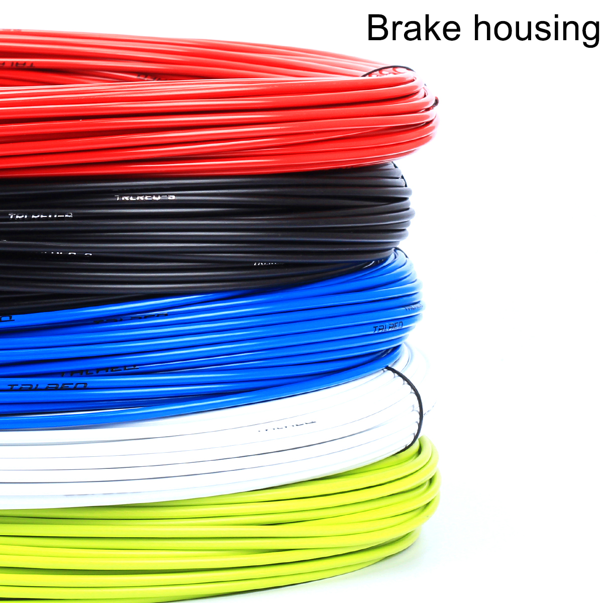2 cables//Interior Trains Teflon coated for Brake 1,5 MM with Pear Nipple