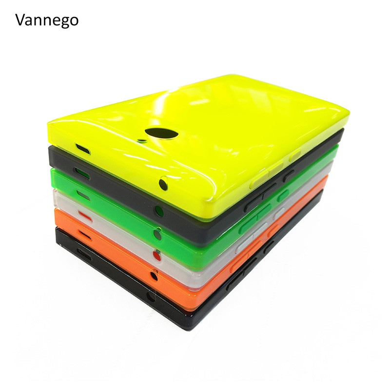 Vannego Battery Cover For <font><b>Nokia</b></font> x2 Dual SIM RM-<font><b>1013</b></font> X2DS Housing Back Door Housing case phone Replacement accessories image
