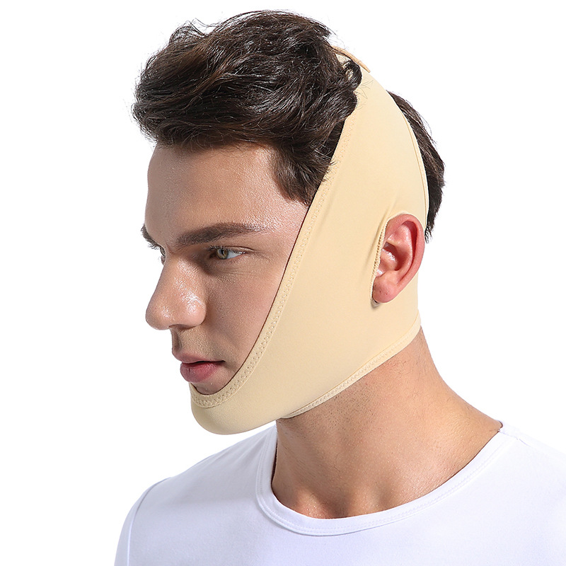 Double Chin Face Mask Facial Thin Face Mask Slimming Bandage Skin Care Belt Shape Lift Reduce Face Thining Slimmer For Men Women