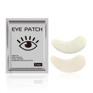Image 5 - 12 adet = 6 çanta jel göz bantları göz güzellik bakımı Anti Aging göz bandı beyazlatmak koyu halkalar hidro jel kırışıklık karşıtı