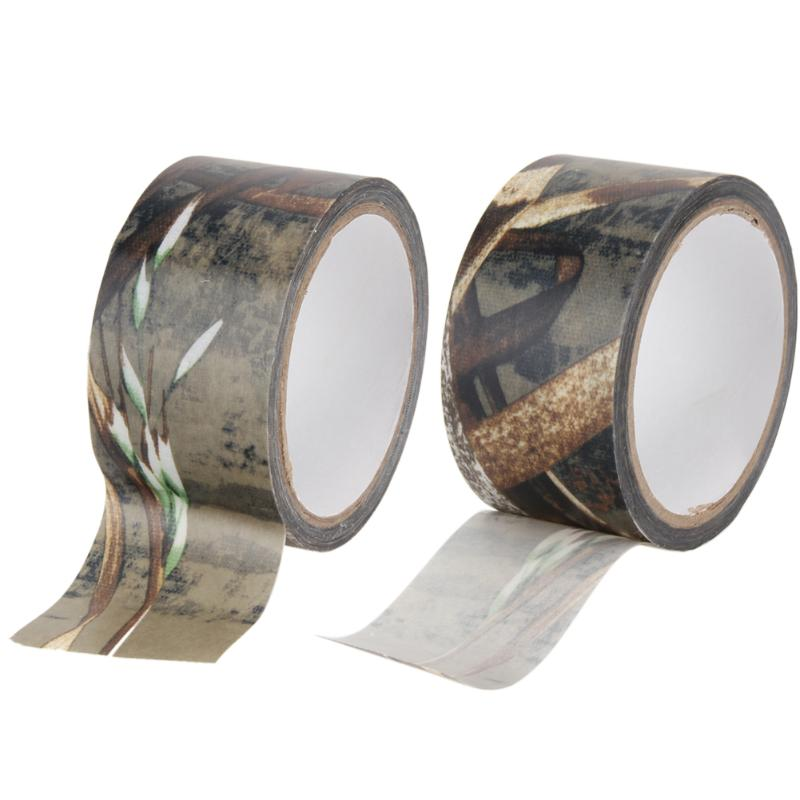 Image 5 - 10m Waterproof Dead Leaves Camo Cloth tape Gun Hunting Outdoor Camping Camouflage Stealth Tape Wrap for Hunting Gun Accessories-in Hunting Gun Accessories from Sports & Entertainment