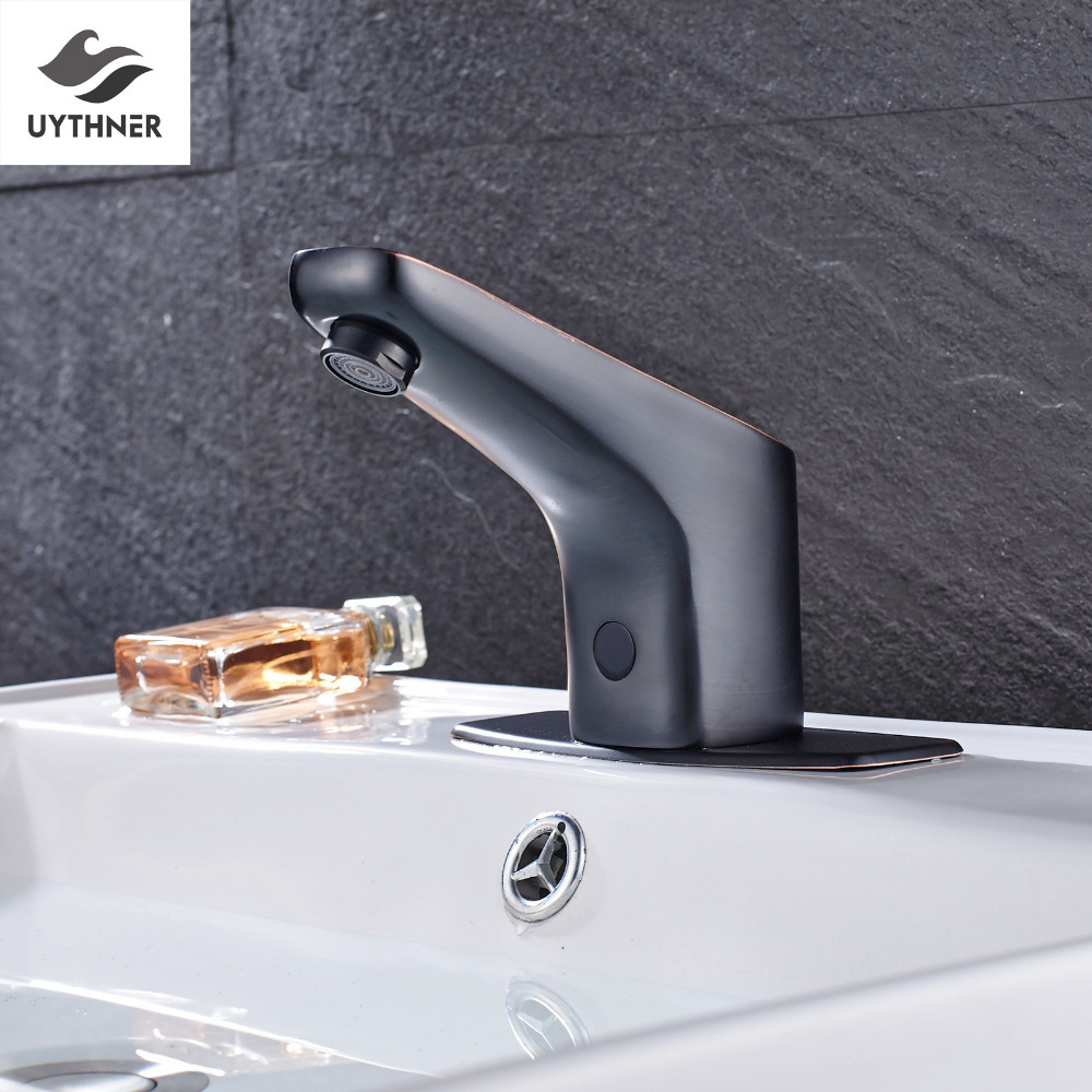 Uythner Slope U0026 Long Mouth With Shorter Body Bathroom Basin Faucet Mixer  Tap Oil Rubbed Bronze Finish In Basin Faucets From Home Improvement On ...