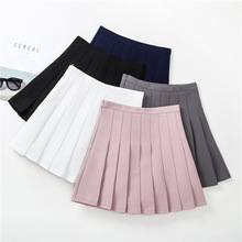 girls pleated skirts short skirt  baby girl kids little clothes