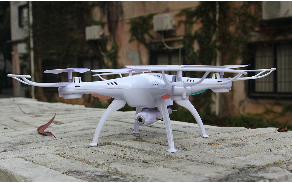 SYMA Official X5SW Drones with Camera HD WiFi FPV Real Time transmission RC Helicopter Quadrocopter RC Dron with Extra Battery 8