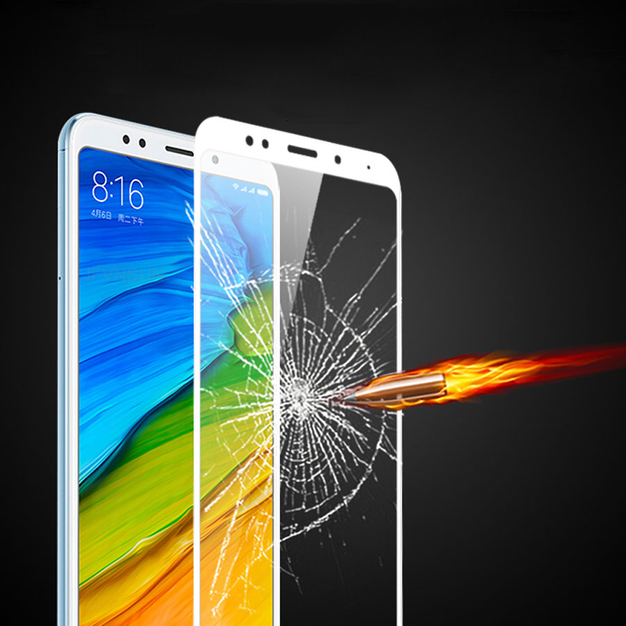 3D-Tempered-Glass-For-Xiaomi-Redmi-5-Full-Screen-Cover-Explosion-proof-Screen-Protector-Film-For (1)